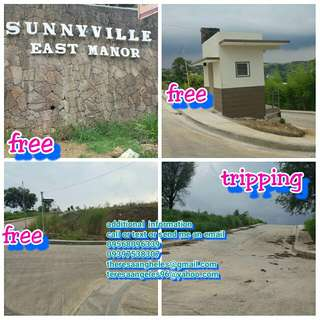 HULUGANG LOTE  FOR SALE ( SUNNYVILLE)