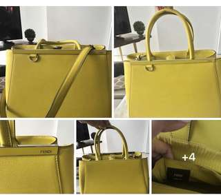 Fendi 2jours bag! Excellent price!!!