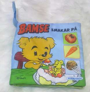 Soft Book for Baby