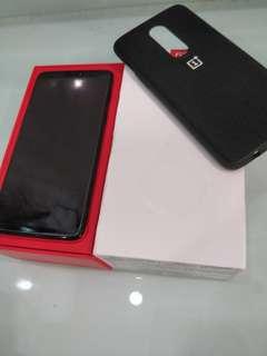 OnePlus 6 128GB + 8GB Ram Mirror Black