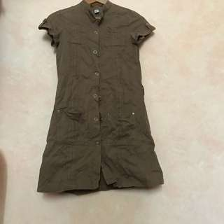 Zara Kids Brown Dress