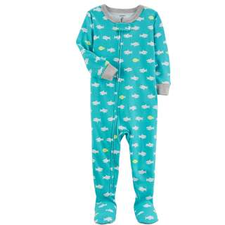 BN 12m/18m/24m Carters Fish Snug Fit Cotton PJs