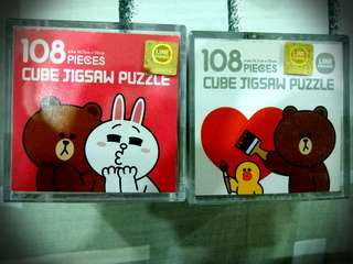 Brand New Cube Jigsaw Puzzle for Sale from Seoul!