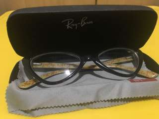 Rayban Cats Eye Specs