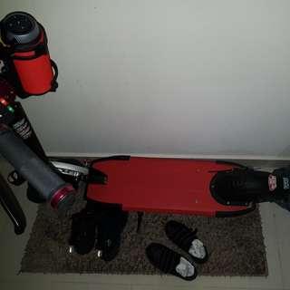 E-scooter Speedway 3 OEM 36v 15ah