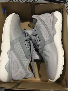 adidas Originals Tubular Runner Trainers Grey/White