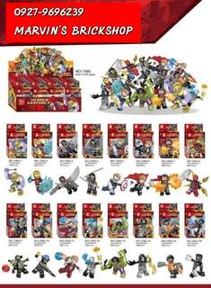 Avengers Infinity War 16in1 Minifigures SY1060