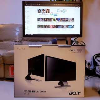 """Acer 27"""" LED monitor"""