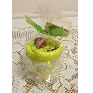 結婚慶婚禮用品 回禮小禮品生日小禮物實用創意 內含一顆假櫻桃