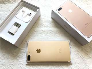 Iphone 7 Plus 128gb Gold Factory Unlocked Smooth Complete