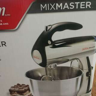 Sunbeam Mixer used 2x