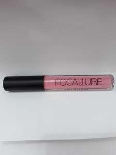 Focallure matte lips #10 ruddy pink