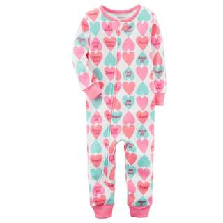 BN 12m/18m Carters footless sleep and play