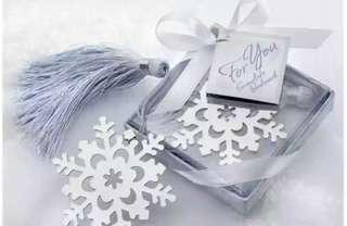 [PO] Snowflake Bookmark