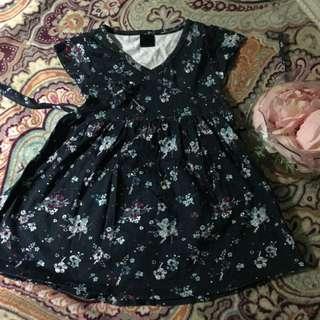 Baby Printed Dress