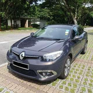 Renault Fluence Diesel 1.5T Auto dCi