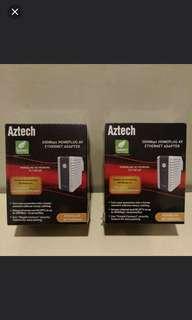 New Aztech Homeplug