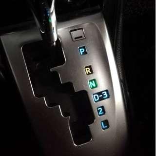 lampu led untuk gear vios