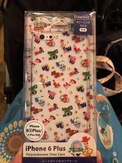 正版💥iPhone 6plus Case Toy story 電話殻/保護套