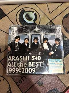 Arashi - All The Best 1999-2009 (LE)