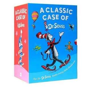 Dr Seuss (20 books)