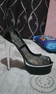 6 Inches High Heels