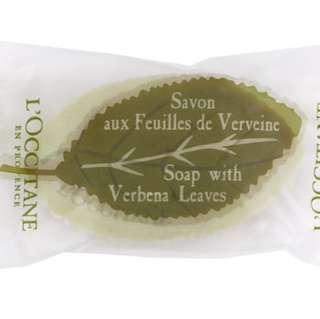 BN Loccitane Soap with Verbana Leaves (25g)