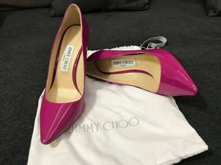 (NEW) Jimmy Choo size 38