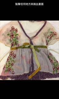 🚚 溫慶珠公主風薄套衫