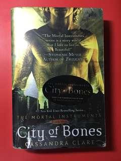 The Mortal Instruments: City of Bones by Cassandra Clare