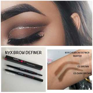NYX BROW DEFINER