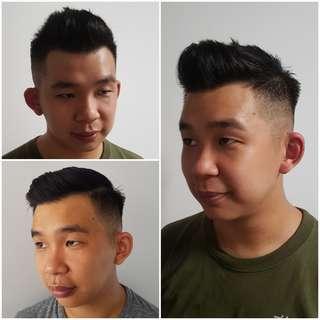 Barber Services - Hari Raya Promotion
