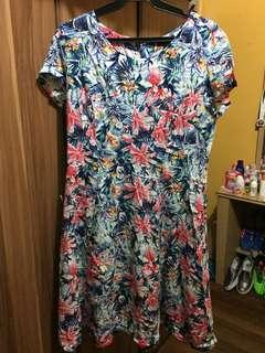 Plus size H&M Sundress XL