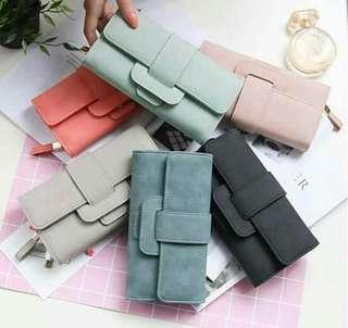 Korean fashion wallet