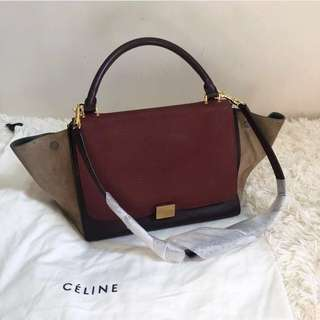 Celine medium-size Trapeze Bag