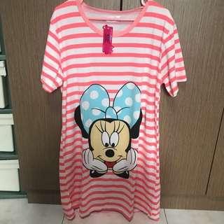 Minnie sleepwear dress