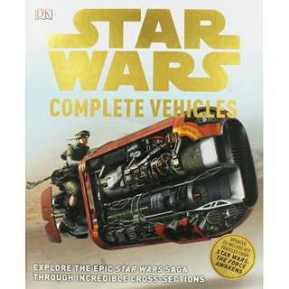 STAR WARS COMPLETE VEHICLES                   ( Updated with vehicles from Star Wars The Force Awakens )