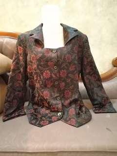 BIG SIZE - blouse cantik