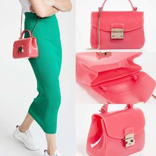 🍬FURLA CANDY COLOUR CROSS BODY BAG 🍬ONSALE