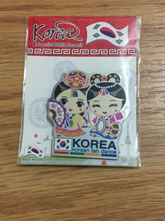 Magnet from Korea