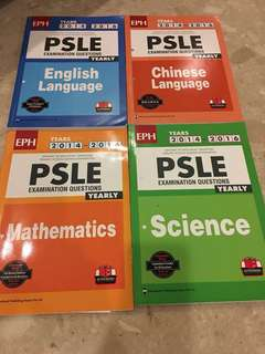 BN PSLE exam papers