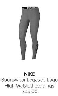 Nike tights.. have black and grey. Brand new