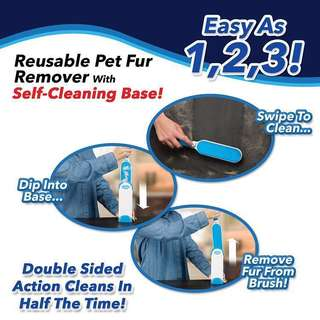 Pet fur removal (instocks)