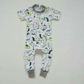 Playsuit baby 1-3thn