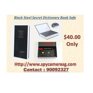 Safe Dictionary Discreet  Book