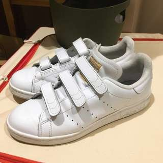🚚 adidas stan smith 金標魔鬼氈 23.5cm