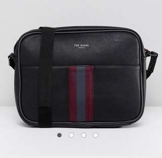 Ted Baker Kestral Messenger Bag with Webbing
