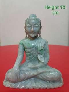 Burmese Jade Buddha Statue