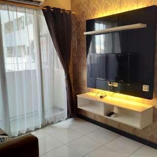 2BR full furnish Hunian yang Menjanjikan Sentra Timur Residence