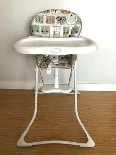 Graco Animal Print High Chair